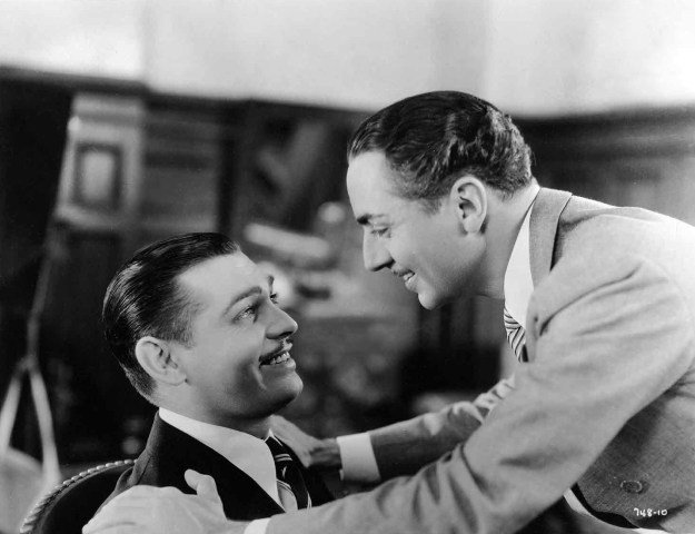 Clark Gable, William Powell