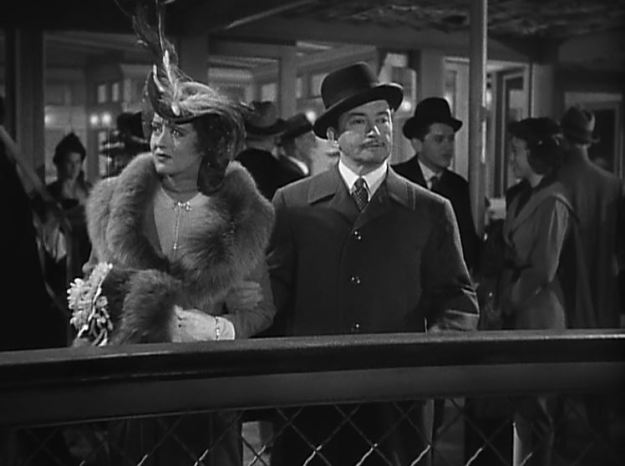 Bette Davis, Claude Rains: Wedding Bell Blues