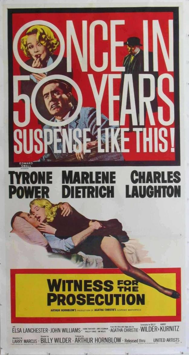 Witness for the Prosecution Original Poster