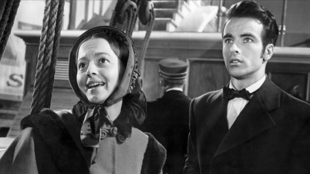 Olivia de Havilland, Montgomery Clift