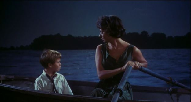 Charles Herbert, Sophia Loren: Row, row, row your boat . . .