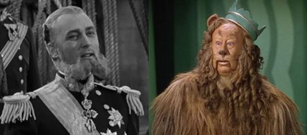 Separated at Birth? 1939: The Year of Royal Oddballs; the Emperor of Mexico, da King of da Fores'.