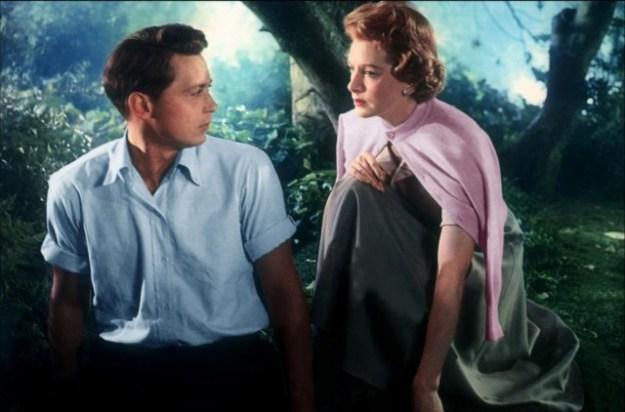 John, Deborah Kerr: She kindly boinks that boy one day/So he'll be neither sad . . . nor gay