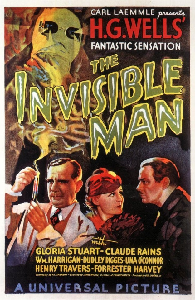 Invisible Man Poster