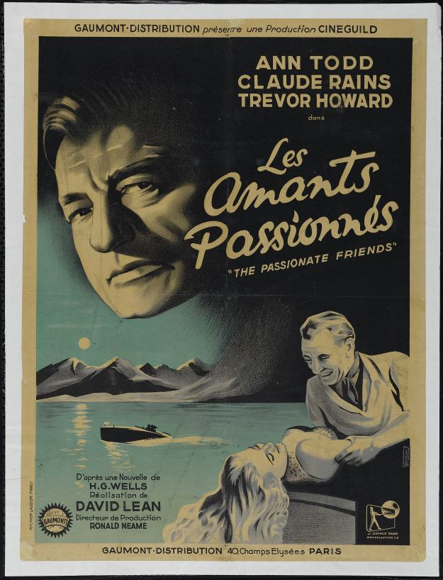 Poster from French release