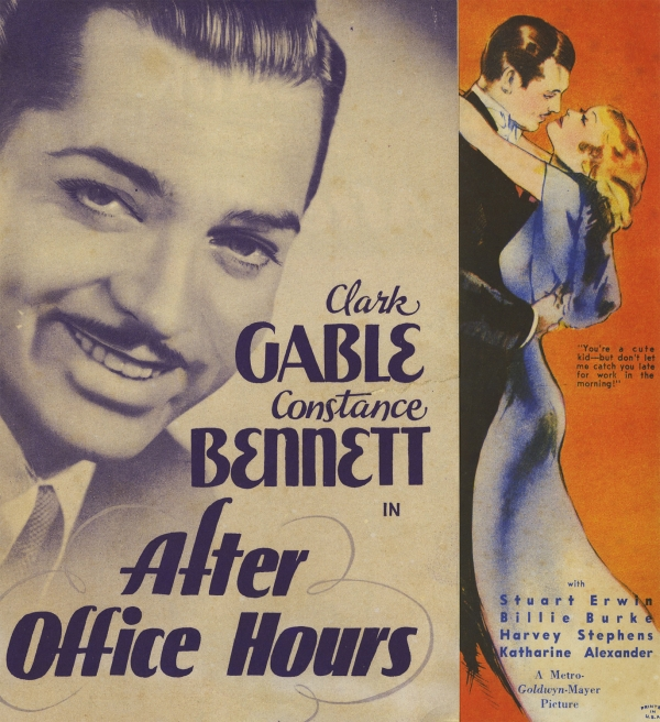 Poster from original release.