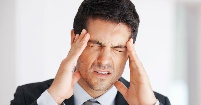 Síntomas de estrés