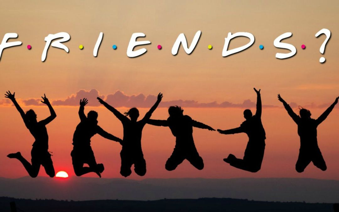 Amigos que no son tus amigos