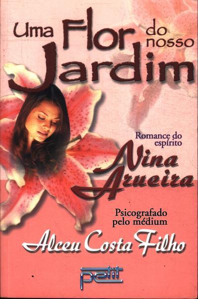 Um Flor do Nosso Jardim Book Cover
