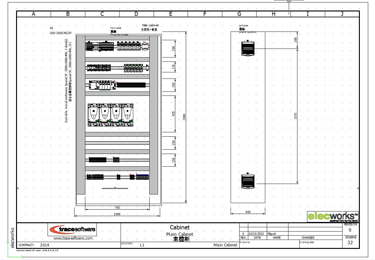 Elektrotechnische Ontwerp Software