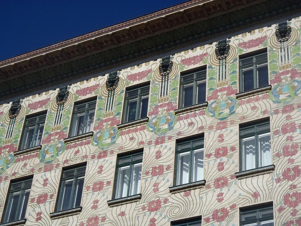 Balade Dans La Vienne 1900 Berceau De LArt Nouveau