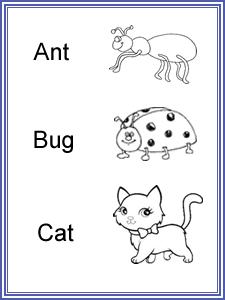 English Handwriting Practice Worksheets For Kids