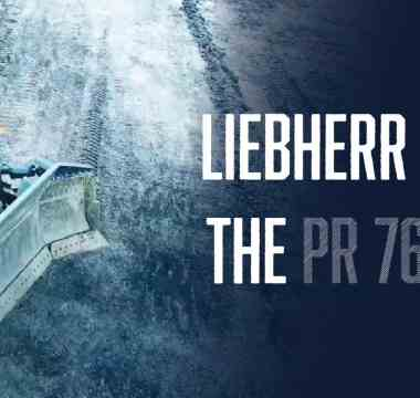 Liebherr Scores Another Hit the PR 766 Crawler Tractor | Tracey Road Equipment
