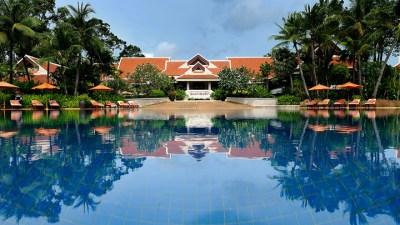 6 Star Hotel in Thailand Samui Santiburi