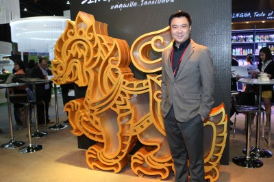 Singha Corporation in ThaiFex 2014
