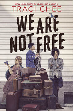 We Are Not Free book cover