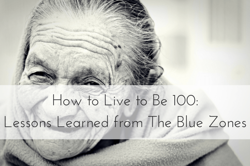 How to Live to Be 100