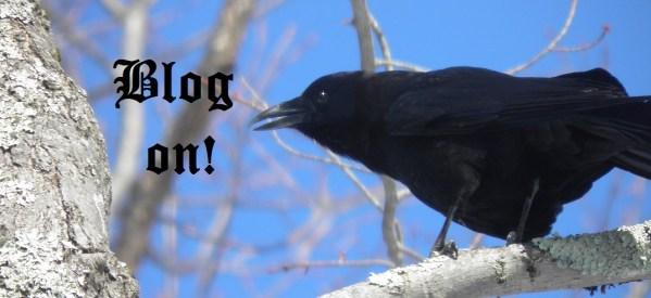 Biggs says Blog on!