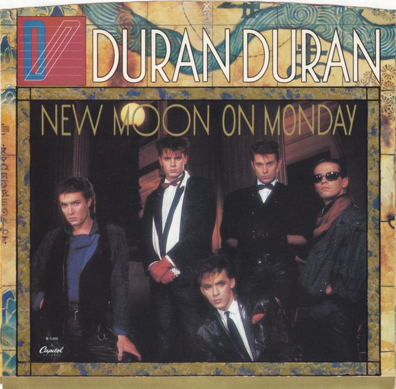 New Moon on Monday - Duran Duran
