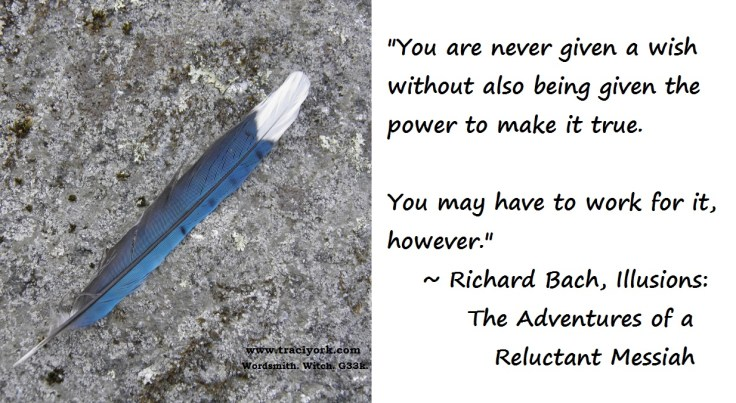 Three Favorite Quotes, Richard Bach