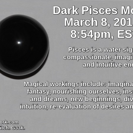 New Moon in Pisces March 8 2016 Archives - Traci York