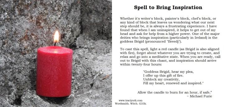 Inspiration Spell
