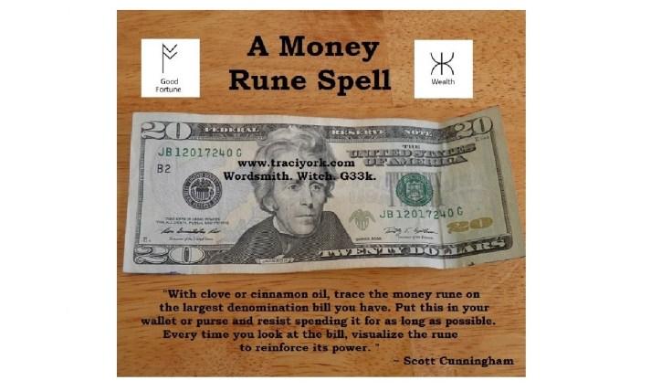 Scott Cunningham Money Attraction Spell
