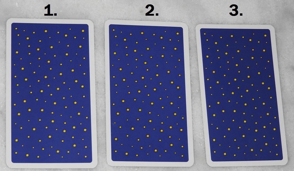 December 13th Free Tarot Card Reading, back