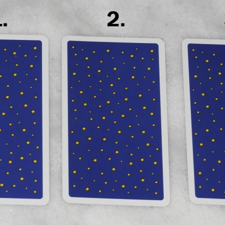 December 27th Free Tarot Card Reading, back