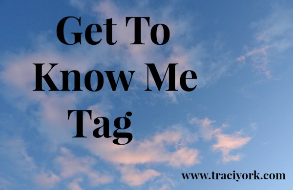 Get to know me tag photo