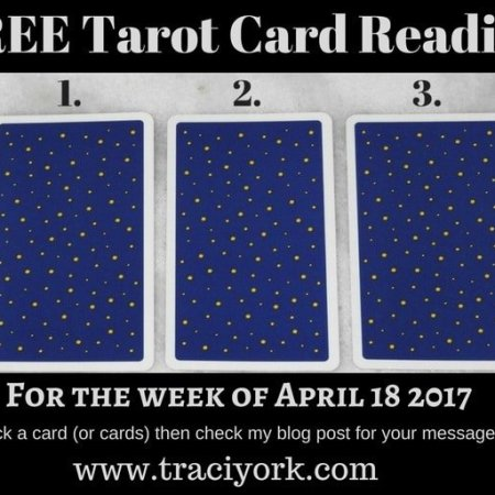 April 18 2017 Tarot Thumbnail