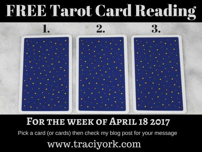April 18 2017 Tarot Thumbnail