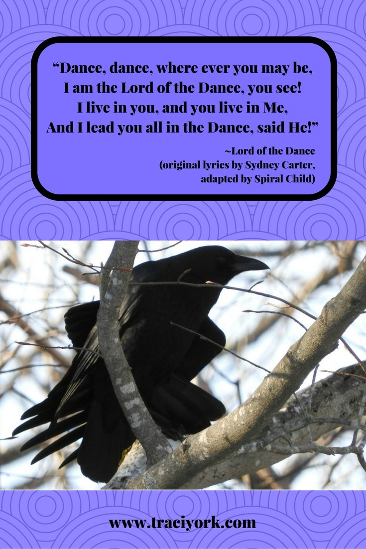 Witch Quote Challenge Week 1 Lord of the Dance Quote