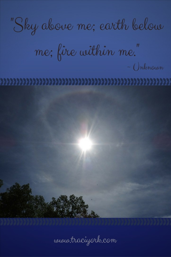Witch Quote Challenge Week 4 Sky Above Me Quote