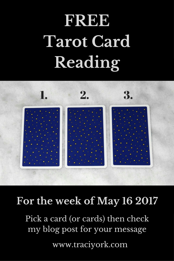 May 16 2017 Tarot, Front
