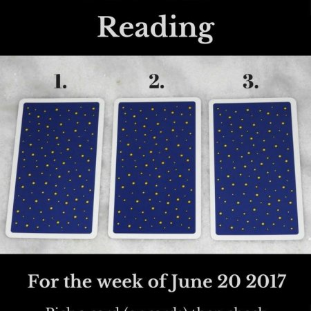 June 20 2017 Tarot, blog graphic