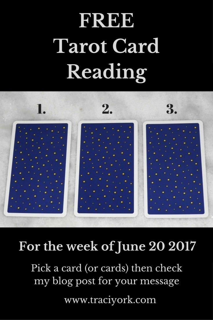 June 20 2017 Tarot, blog graphic