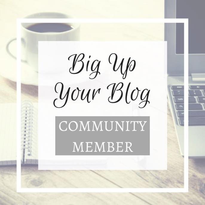 Big Up Your Blogger Community Member
