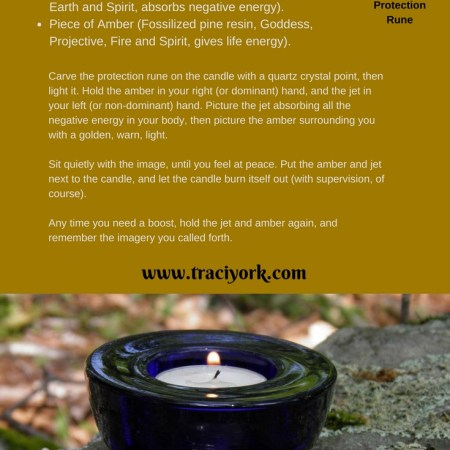 Protection spell 2017