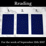 Free Tarot Card Reading for the Week of September 12th 2017, Blog Graphic
