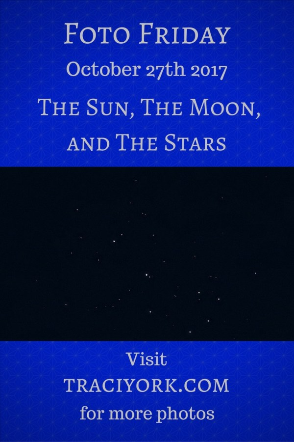 The Sun, The Moon, and The Stars