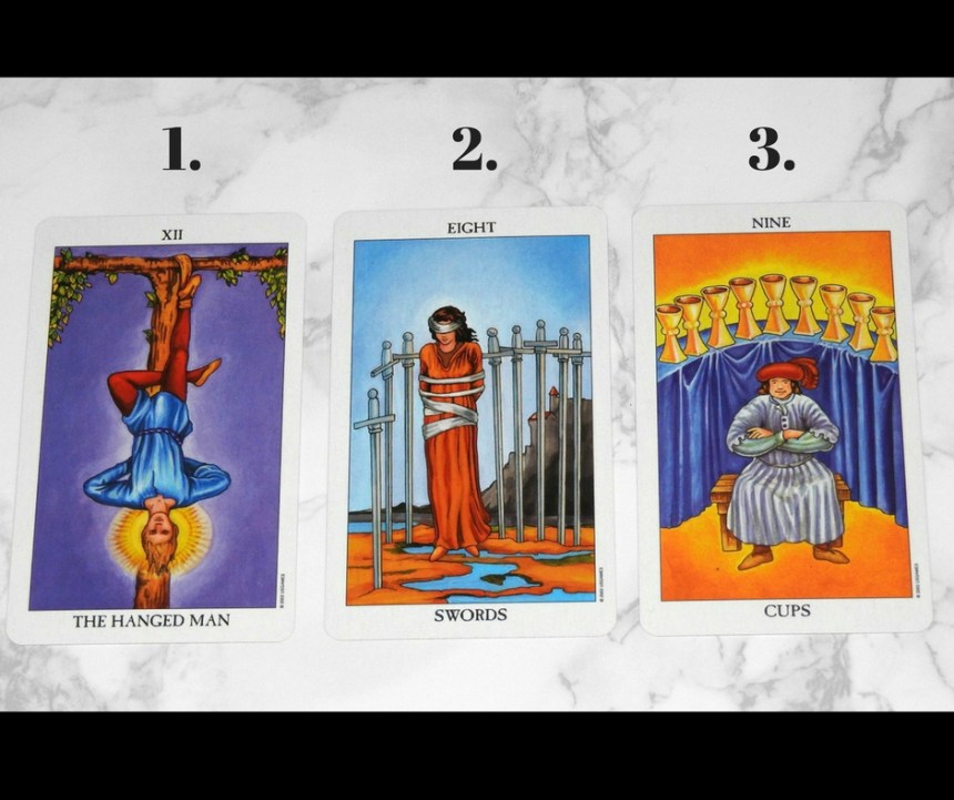 November 7th 2017 Tarot