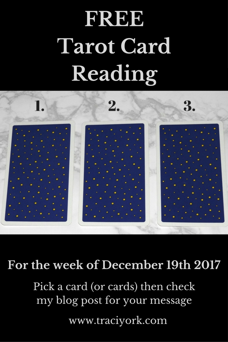 December 19th 2017 Tarot Blog Graphic