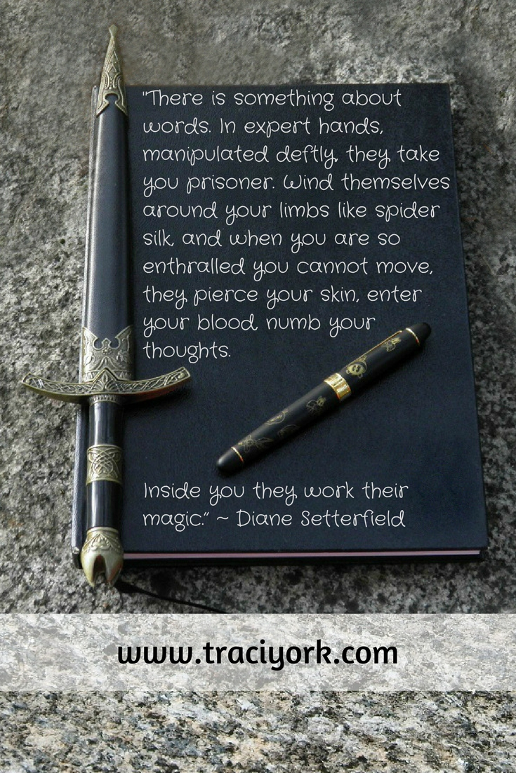 Words Quote by Diane Setterfield