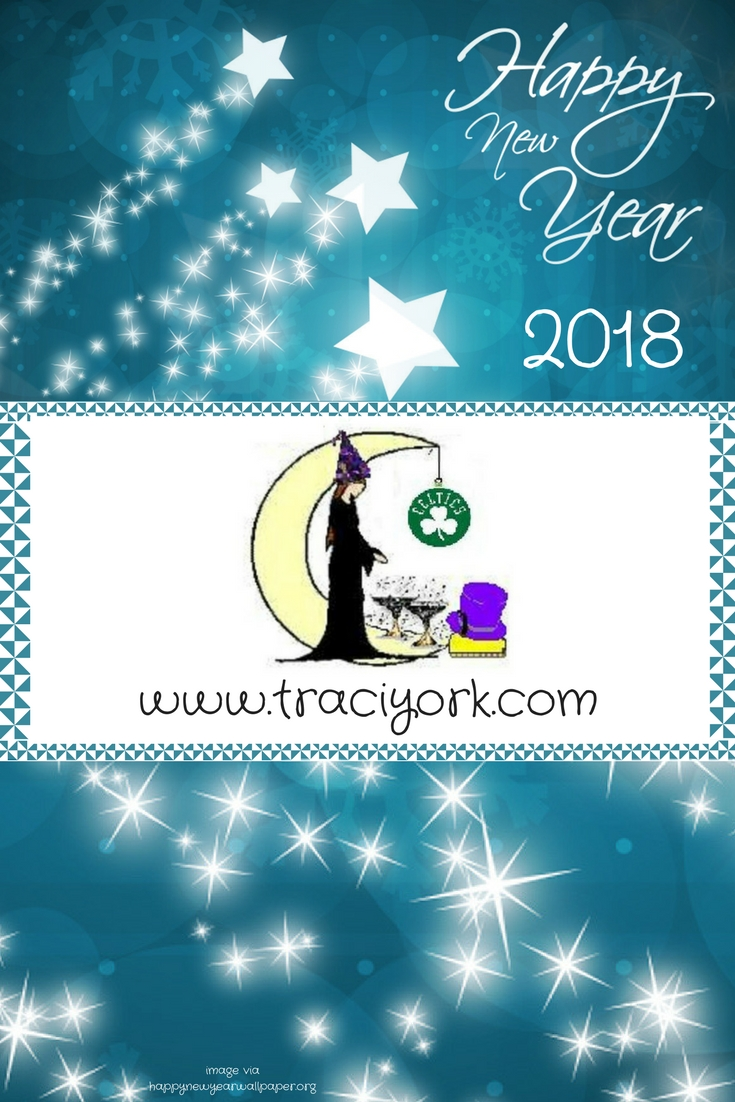New Years Witchy Wednesday Magic 2018