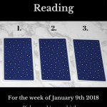 January 9th 2018 Tarot Blog Graphic
