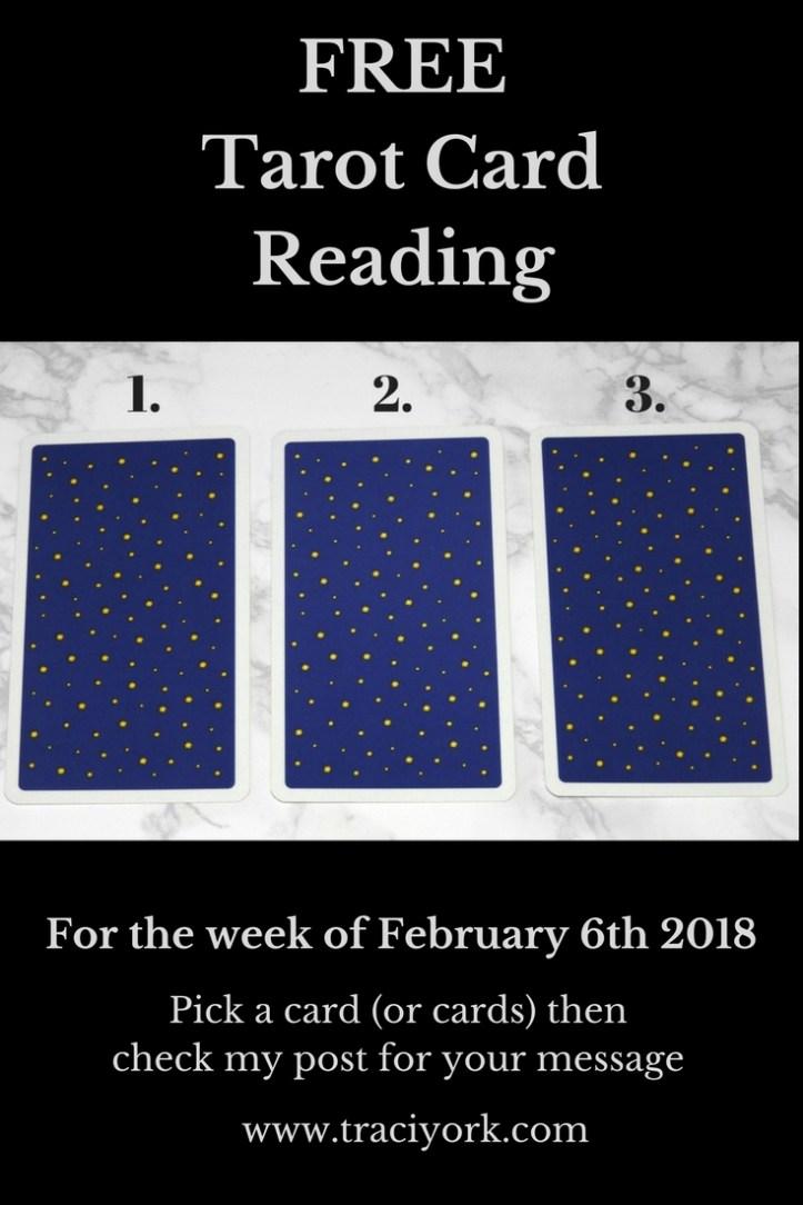 February 6th 2018 Tarot