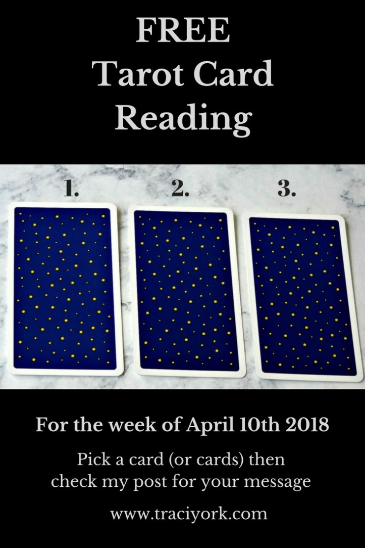 April 10th 2018 Tarot
