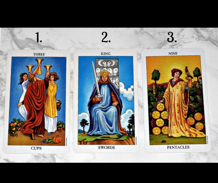 Tarot Tuesday for October 9th