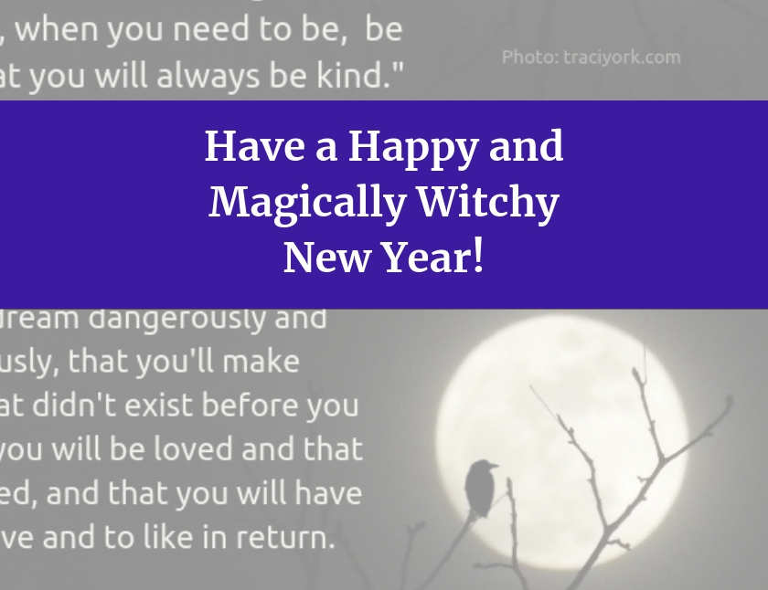 Have a Happy and Magically Witchy New Year! blog thumbnail